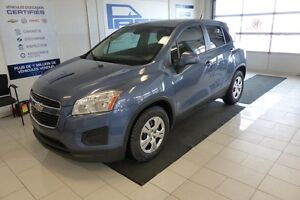 2013 CHEVROLET TRAX FWD LS Crossover