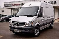 2014 Mercedes-Benz Sprinter 2500 Diesel High Roof Backup Cam Blu