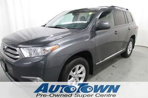 2013 Toyota Highlander LE AWD /7 PSGR/REV CAM/PWR GATE/CLEAN HIS