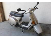 Vespa Cosa 200L 1993 Silver