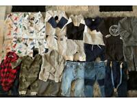 Baby boys bundle 3-6 month and 6-9 months