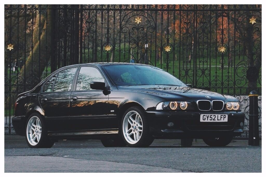 bmw e39 530i champagne edition in hillhead glasgow gumtree. Black Bedroom Furniture Sets. Home Design Ideas