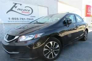 2013 Honda Civic EX*TOIT OUVRANT*MAGS*