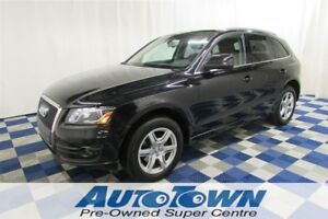 2012 Audi Q5 2.0T Premium AWD/LEATHER/SUNROOF/BLUETOOTH