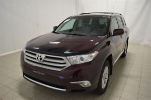 2013 Toyota Highlander AWD, 7 Passagers, Roues en Alliage, Camer