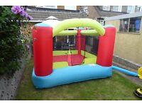 giant 8ftx8ft bouncy castle still boxed - like little tikes
