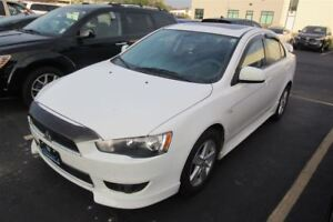 2014 Mitsubishi Lancer SE SUNROOF! HEATED SEATS! BLUETOOTH! CRUI