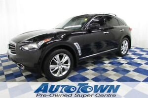 2012 Infiniti FX35 Limited Edition AWD/NAV/SUNROOF/LOADED!!