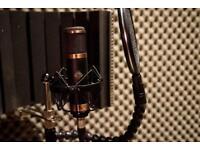 Telefunken CU-29 Microphone similar to a U87