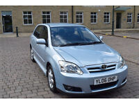 TOYOTA COROLLA 1.4 VVTI COLOUR COLLECTION **2 OWNERS** **FSH - 10 STAMPS** **HPI CLEAR**