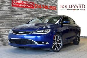 2015 Chrysler 200 C TOIT PANORAMIQUE CUIR CAMERA