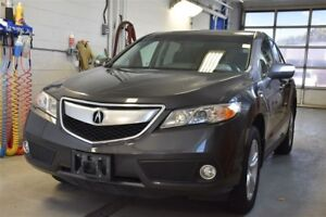 2015 Acura RDX w/Technology Package LEATHER NAVI SUNROOF
