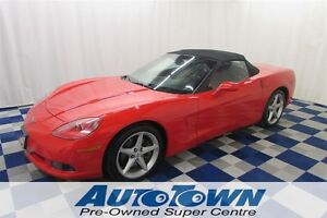 2012 Chevrolet Corvette 1LT/ALLOY WHEELS/LEATHER INTERIOR/GREAT