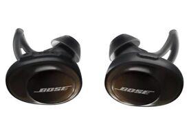 Bose soundsport true wireless ear buds