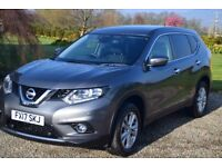 Nissan X-Trail Accenta 1.6 D, 17 plate, low mileage