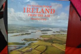 IRELAND FROM THE AIR BOOK