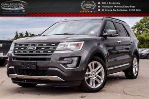 2017 Ford Explorer Limited|4x4|7Seater!Navi|Dual Pane Sunroof|Ba
