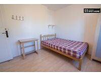 Spacious double room to rent in quiet and tidy flat