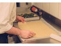 Prep Chef for full time. Immediate start