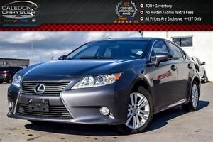 2013 Lexus ES 350 Navi|Sunroof|Backup Cam|bluetooth|Ventilated S