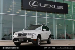 2007 BMW X3 * PANORAMIC ROOF BLUETOOTH CRUISE CONTROL