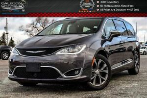 2017 Chrysler Pacifica Limited|Navi|DVD|Pano Sunroof|Advance Saf