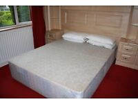Double bed base - check out my other items for sale