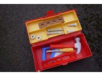 Bob the Builder Tool Box