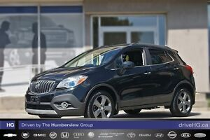 2013 Buick Encore NAVI|SUNROOF|AWD|LEATHER