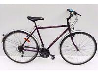 vintage Raleigh Pioneer town bicycle