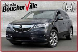 2015 Acura MDX AWD Elite Package Garantie 80,000km ou jan 2019