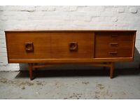 Danish Sideboard (DELIVERY AVAILABLE)