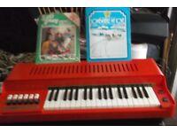 Vintage 70's Magnus electronic chord organ