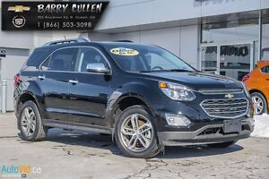 2017 Chevrolet Equinox Premier AWD*Nav*Roof*V6*Loaded