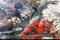 Anime Attack on Titan Posters