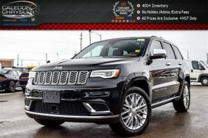 2018 Jeep Grand Cherokee New Car Summit|4x4|Navi|Pano Sunroof|Ad