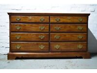 chest of eight drawers (DELIVERY AVAILABLE)