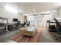 Studio 123 / Large studio space/office/workshop/workspace in Hackney, East London