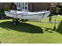 Rowing Boat, Fishing Boat,Tender,Motor Boat,Runabout