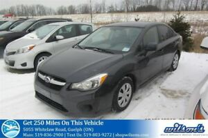 2014 Subaru Impreza 2.0i AWD! BLUETOOTH! CRUISE CONTROL! POWER P
