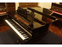 Steinway & Sons model A grand piano - Fully rebuilt cc. 1889