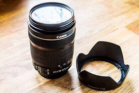 Canon EF-S IS STM 18-135mm F/3.5-5.6 STM IS Lens