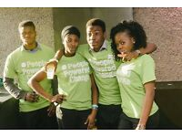 Volunteer Team Mentor-Empowering 13 to 18year olds through social action and skills development