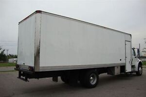 2010 Freightliner Business Class M2 ( NOT THE TRUCK ) BOX ONLY,c