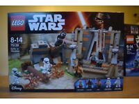 Lego Star Wars bundle, 7 X sets. Great selection.