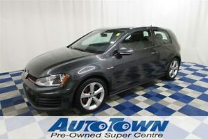 2015 Volkswagen Golf GTI ACCIDENT FREE/HTD SEATS/TOUCH SCREEN