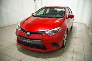 2015 Toyota Corolla LE Gr.Electrique, Bluetooth, Camera recul, C