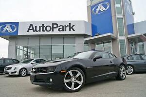 2012 Chevrolet Camaro 1LT RS PACKAGE|LOW KM|REAR CAM