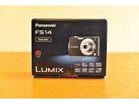 DOUBLE DEAL - Panasonic Lumix FS-14 Digital camera and Aiptek Pocket DV Camcorder