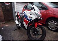 Motorbike for sale (CBR125R)